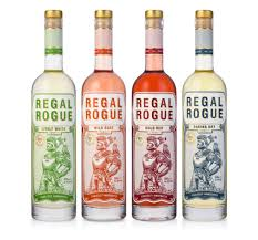dry vermouth regal rogue vermouth u2014 the dieline packaging u0026 branding design