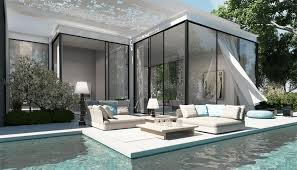 Zen Interior Design Zen Pool Interior Design Ideas