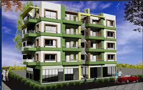 Small Apartment Building Design - Apartment complex design
