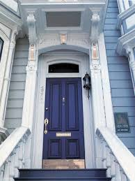 Entry Door Colors by Popular Colors To Paint An Entry Door Curb Appeal Kick Plate