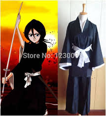 Bleach Halloween Costumes Compare Prices Bleach Rukia Costume Shopping Buy