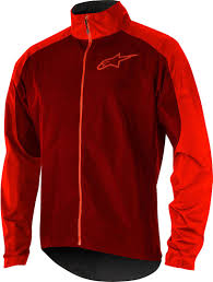 bicycle jacket alpinestars descender 2 bicycle jacket jackets bike red