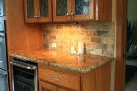 natural stone kitchen backsplash stone look backsplash kakteenwelt info