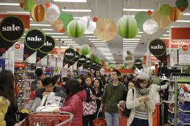 thanksgiving shopping online how millennials changed the black friday shopping tradition red