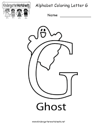 worksheet letter g worksheets for kindergarten luizah worksheet