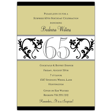 65th birthday invitations 65th birthday invitations with comely