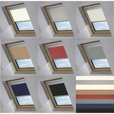 window skylight blind option