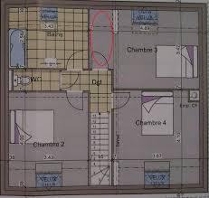 superficie minimum chambre dessiner des plans fonctionnels conseils thermiques