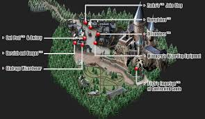 map usj the wizarding world of harry potter shops universal studios japan
