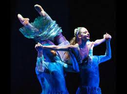mermaid imagination stage review dc theatre scene