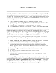 12 how to write a letter of recommendation for a student