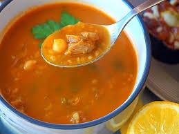 cuisine des balkans chorba cuisine maghrébine