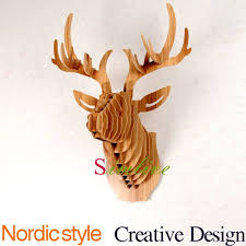 Christmas Decorated Deer Head by 21 Best Designer Wall Hanging Images On Pinterest Animal Heads