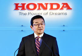 mclaren ceo new honda ceo back to basics in drive for u0027innovation u0027 not number
