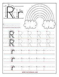 Worksheets For Kindergarten Printable Letter R Worksheets For Preschool Kindergarten Printable