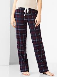Christmas plaid flannel pants  Gap EU