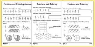 ks2 fractions percentages ratios worksheets maths page 1