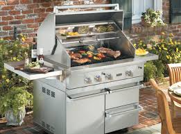 outdoor cooking spaces viking grills spaces with bbq grills outdoor cooking cybball com