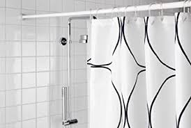 India Shower Curtain Buy Shower Curtain Rod Expandable Extendable 42 78