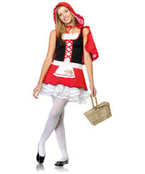 halloween costumes teens little miss red costume teen costume teenager halloween