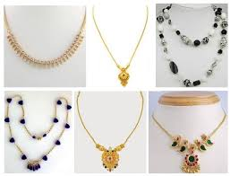 necklace simple images 15 latest simple necklace designs for women in fashion jpg