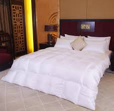buy luxury hotel white duck feather duvet feather pillow from