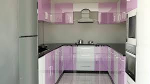 modern pink kitchen sunken cooking area and hood unique green bar