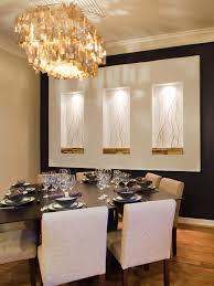 dining room accent wallpaper looks elegant combined wall mounted