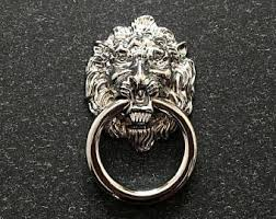 silver lion ring holder images Lion head ring etsy jpg