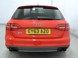 used 2013 audi s4 avant 3 0 tfsi quattro automatic for sale in