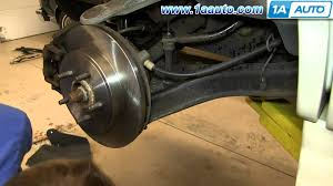 ford explorer front end parts how to install replace rear sway bar link 2002 05 ford explorer