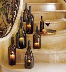 Upcycled Wine Bottles - 5 upcycled wine bottle ideas