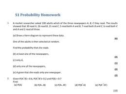 s1 hw probability by tristanjones teaching resources tes