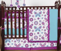 turquoise and purple bedding butterfly purple and turquoise baby