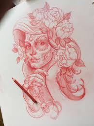red pencil tattoo sketch the red pencil club jason minauro