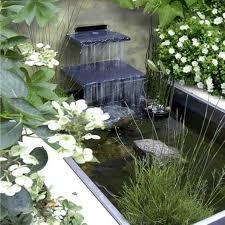backyard waterfalls with pond modern backyard waterfalls