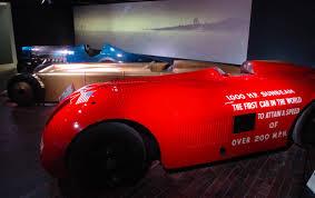 lexus breakers bristol the national motor museum showcases land speed record breakers in