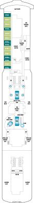 layout denah cafe norwegian breakaway deck plans ship layout staterooms cruise critic