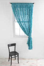 Turquoise Ruffle Curtains 86 Best Ruffle Fancy Images On Pinterest Ruffles Family Rooms