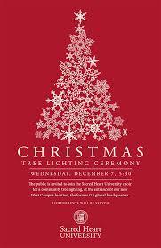 december tree lighting ceremony sacred