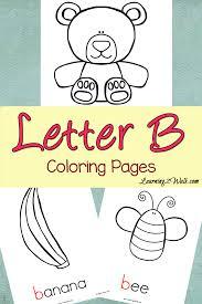 preschool letter activities fingerprint letter pages
