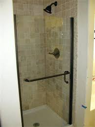 Shower Stall Doors Lowes Stand Up Shower Doors With Bathrooms Shower Design