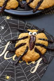healthy spider oatmeal cookies a love a fare