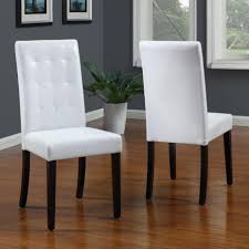 chair white leather dining room set cityre setscaptivate natural