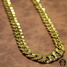 gold curb necklace images 14k gold 12mm cuban curb chain hip hop chains king ice kingice jpeg