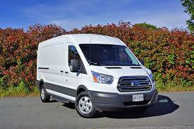 ford commercial 2017 ford transit 350 diesel van the car magazine