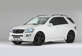 mercedes white lorinser unveils ml black u0026 white tuning package for mercedes m