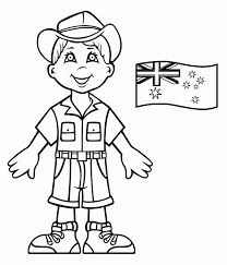 top australia coloring pages top coloring idea 7095 unknown