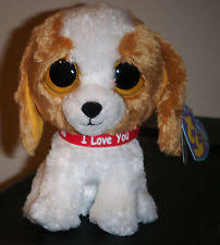 t36 ty beanie boos blossom lamb sheep u0026 cookie puppy dog ebay