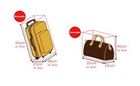 baggage international flights prepare for travel